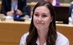 La Finlandaise Sanna Marin  Plus jeune chef de gouvernement  de la planète