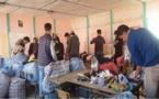 """L'Association """"Moga'Jeunes"""" au chevet des démunis d'Ait Daoud"""