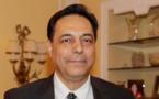 """Hassan Diab, un ex-ministre autoproclamé """"technocrate """", en pleine contestation"""