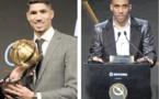 Globe Soccer Awards 2019 : Hakimi et Hamdallah sacrés