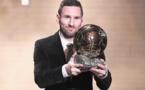 Spécial fin d'année : Et de six pour Messi !