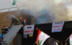 Retrait des manifestants du secteur de l'ambassade américaine à Bagdad