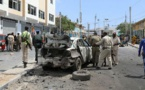 Au moins 4 morts dans un attentat des shebab près du Parlement à Mogadiscio