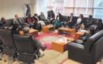 Le Premier secrétaire de l'USFP reçoit le groupe d'amitié parlementaire Mexique-Maroc