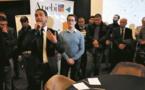 Le binôme Amine Zarouk et Mehdi Alaoui aux commandes de l'APEBI