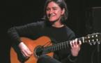 Antonia Jiménez, rare femme dans le monde masculin de la guitare flamenca