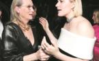 Greta Gerwig impressionnée à l'idée de tourner avec Meryl Streep