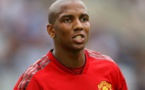 Ashley Young rejoint l'Inter