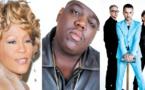 Whitney Houston, Notorious B.I.G, Depeche Mode . entrent au panthéon du rock