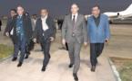 Les officiels sur place à Laâyoune pour la CAN de futsal