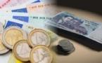 Le dirham s'apprécie de 0,36% par rapport à l'euro