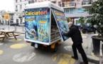 Les journaux en triporteur, remède italien à la crise de la presse