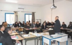 """Des ateliers de formation dans le cadre du programme """"Connecting Classrooms"""" à Errachidia"""