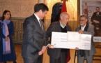 Remise des Prix littéraires de Casablanca-Settat aux quatre lauréats