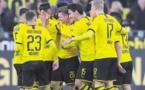 """Le """"Mur jaune"""" de Dortmund, """"gigantesque monstre"""" qui attend le PSG"""