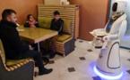 Insolite : Robot-serveuse à Kaboul