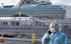 Débarquement au Japon des passagers du paquebot Diamond Princess