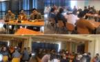 Driss Lachguar préside une réunion consacrée aux préparatifs du 9ème Congrès national de la Chabiba