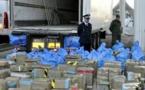 Un chauffeur de camion arrêté à Agadir en possession de 589 kg de chira