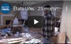 États-Unis : 25 morts dans de violentes tornades dans le Tennessee
