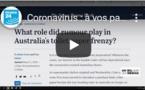 Coronavirus : à vos papiers toilette !