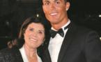 Cristiano Ronaldo à Madère pour voir sa mère, victime d'un AVC