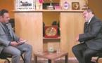 Driss Lachguar accorde un entretien à Palestine News Channel