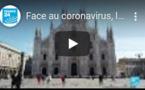 Face au coronavirus, le nord de l'Italie à l'arrêt