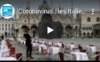 Coronavirus : les Italiens priés de rester chez eux jusqu'au 3 avril