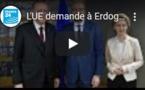 L'UE demande à Erdogan de respecter l'accord sur les migrants