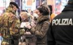 """Coronavirus : L'Italie confinée """"a casa"""", le président chinois à Wuhan"""