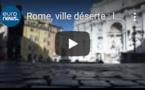 Rome, ville déserte : les Italiens qui veulent en partir ont besoin d'autorisations