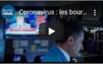 Coronavirus : les bourses mondiales toujours dans le rouge