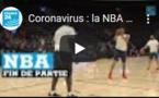 Coronavirus : la NBA met son championnat sur pause