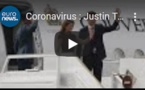 Coronavirus : Justin Trudeau se place à l'isolement, son épouse contaminée