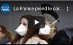 La France prend le coronavirus par les cornes, dernier jour de classe pour des millions d'élèves