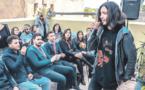 Des jeunes se mobilisent pour la sensibilisation contre le Covid-19