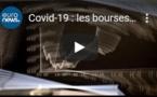 Covid-19 : les bourses européennes plongent dès l'ouverture ce lundi