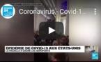 Coronavirus - Covid-19 aux États-Unis : Pagaille aux aéroports