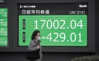 Les marchés chutent, les frontières se ferment