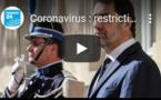 Coronavirus : restrictions de circulation en France, 100 000 policiers et gendarmes mobilisés