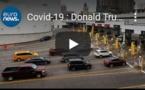 """Covid-19 : Donald Trump affirme que la pandémie n'est pas """"sous contrôle"""""""