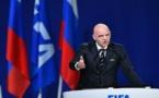 """La Fifa veut utiliser le """"pouvoir du foot"""" pour la prévention"""