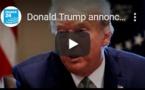 Donald Trump annonce des aides massives aux entreprises et aux ménages américains