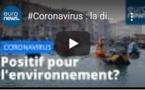 Coronavirus : la diminution des activités humaines profite à l'environnement