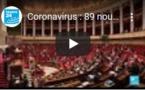 Coronavirus : 89 nouveaux décès en France en 24 heures, 921 patients en réanimation