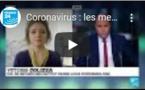 Coronavirus : les mesures de confinement en Italie vont être prolongées