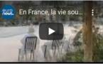 En France, la vie sous confinementEn France, la vie sous confinement
