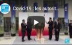 Covid-19 : les autorités japonaises envisagent pour la première fois le report des J.O.