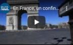 En France, un confinement plus strict mais pas total